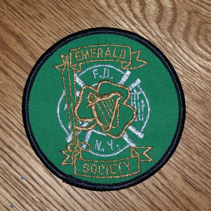 FDNY Emerald Society Patch