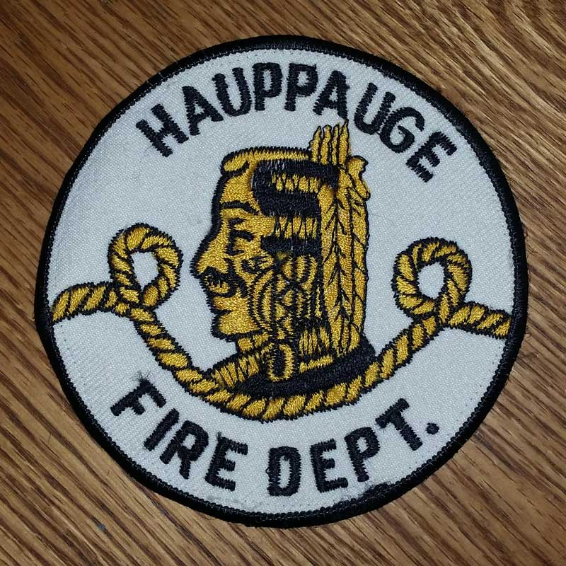 Hauppauge Fire Department Patch